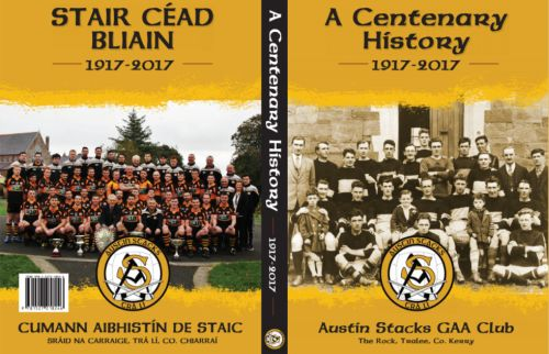 Austin Stacks Centenary Book