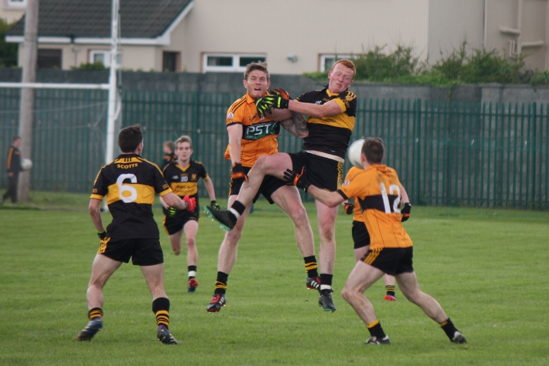 Stacks To Kick Off Co. League with 2015 Final V Crokes