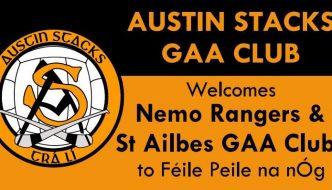 Your Austin Stacks Féile Weekend Programme