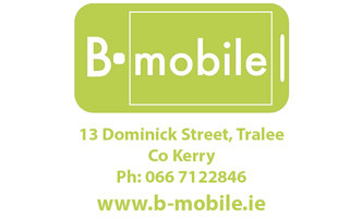 b mobile logo stacks