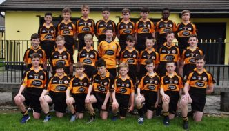 U14s Book their Place in Central League Div 1 Final