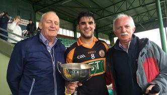 High Scoring Rockies Take Tralee Senior League Title
