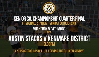 It's Championship Sunday – Rockies Supporters Bus Details Here