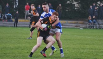 O'Rahilly's Edge it in Town Championship Semi Final