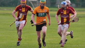 Stacks Finish Stronger in South Kerry Hurling League Fixture