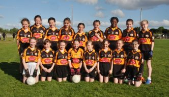 U-12 Ladies Div. 1 Co. League Commences