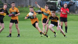 Stacks Sixteens Through to Div 1 Final this Saturday
