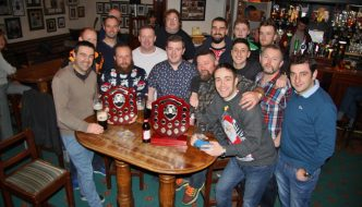 Stacks Hurlers Christmas Party Night 2017