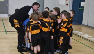 Boys Academy Recommences for 2018