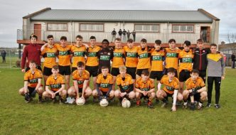 Minors Withstand the Laune Rangers Challenge