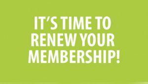 Renew Your Membership 2019 – Special Juvenile Membership Offer