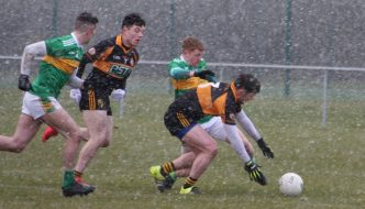 Stacks Come Up Short in Town League Final
