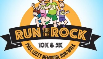 'Run for the Rock' 10K & 5K Paul Lucey Memorial Run/Walk'