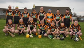 Stacks V Ardfert – North Kerry Intermediate Hurling League