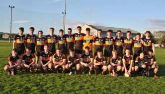Gearóid Fitzgerald On Song as Stacks Reach Semi's