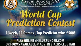 Stacks World Cup Predictor Competition: One Week . . . 11 Games