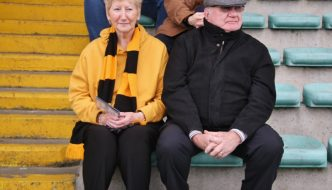 Mairead Becomes 1st Lady Chairperson of Austin Stacks Club
