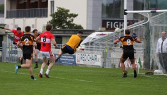 Dingle First Half Hat-Trick Sinks Stacks