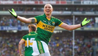 Kieran Donaghy Retires From Inter County Football