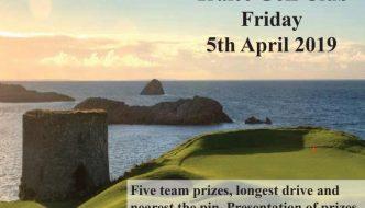 Austin Stacks GAA Club Golf Classic at Tralee Golf Club April 5th