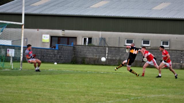 Goal - Kieran Donaghy